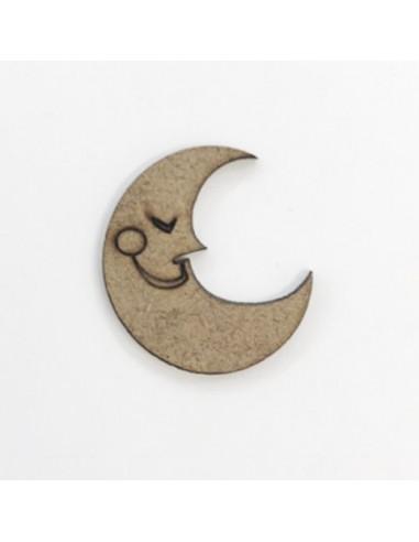 Luna 4,8x5,2cm