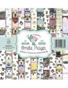 PATRULLA CANINA DE AMELIE PRAGER (12 PAPELES)