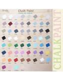 Amelie Scrap Chalk 25 Negro 30 ml