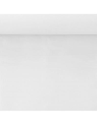 Tela para encuadernar Blanco Amelie Prager