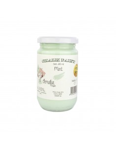 Chalk Paint Extra Mate Nº 07 Mint 280 ml.