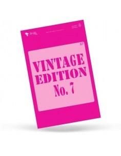 Vintage edition Amelie Stencil - 01038
