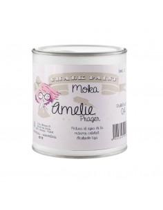 2,5 Litros Pintura Tiza Chalk Paint 04 Moka Amelie Prager