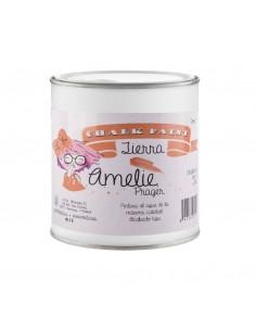 2,5 Litros Pintura Tiza Chalk Paint 52 Tierra Amelie Prager
