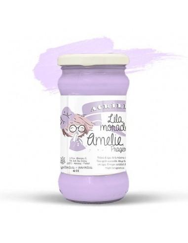 Amelie Acrílica 22 LILA MORADO 280ml