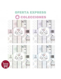 OFERTA EXPRESS 3 COLECCIONES SPECIAL EVENTS