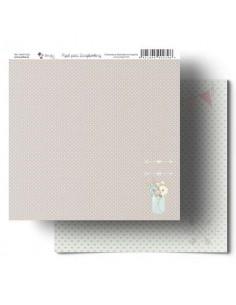 Topos Amelie Papel Scrapbooking 002
