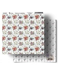 Ponsetia Amelie Papel Scrapbooking 045