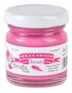 Amelie Scrap Chalk 45 Fucsia 30 ml