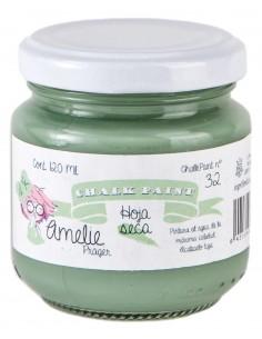 Amelie Chalk Paint 32 Hoja seca 120ml