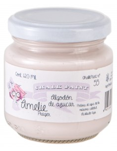 Amelie Chalk Paint 55 Algodón de Azúcar 120ml