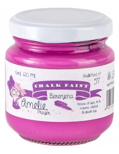 Amelie Chalk Paint 57 Berengena 120ml