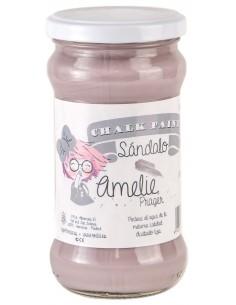 280ml Pintura Tiza Chalk Paint 12 sándalo Amelie Prager