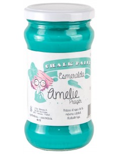 Amelie Chalk Paint 37 Esmeralda 280ml