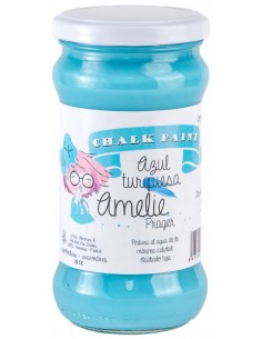 Amelie Chalk Paint 39 Azul turquesa 280ml