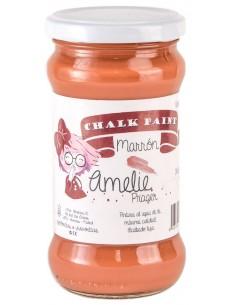 Amelie Chalk Paint 53 Marrón 280ml