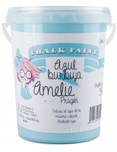 Amelie Chalk Paint 38 Azul burbuja 1L