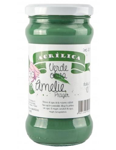Amelie Acrílica 10 VERDE OLIVA 280ml