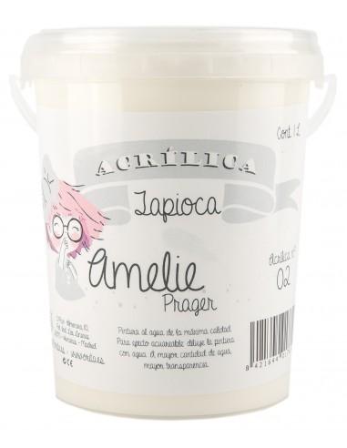 Amelie Acrílica 02 TAPIOCA 1L