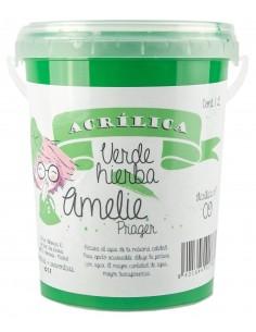 Amelie Acrílica 09 VERDE HIERBA 1L