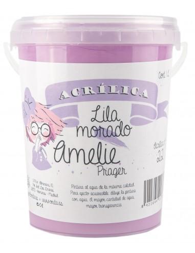 Amelie Acrílica 22 LILA MORADO 1L