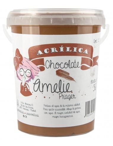 Amelie Acrílica 36 CHOCOLATE 1L