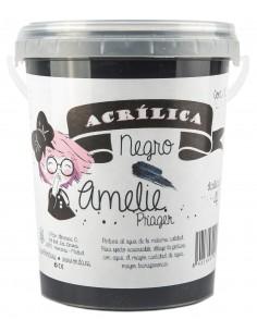 Amelie Acrílica 41 NEGRO 1L