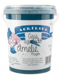 amelieAcrilica 16 GRIS AZULADO 3L