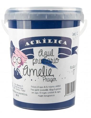 amelieAcrilica 17 AZUL PRIMARIO 3L