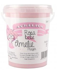 amelieAcrilica 19 ROSA BEBE 3L
