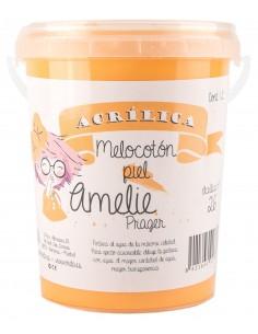 amelieAcrilica 26 MELOCOTÓN PIEL 3L