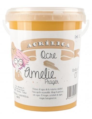 Amelie Acrílica 07 OCRE 1L