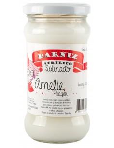 BARNIZ AL AGUA - SATINADO - 280 ml